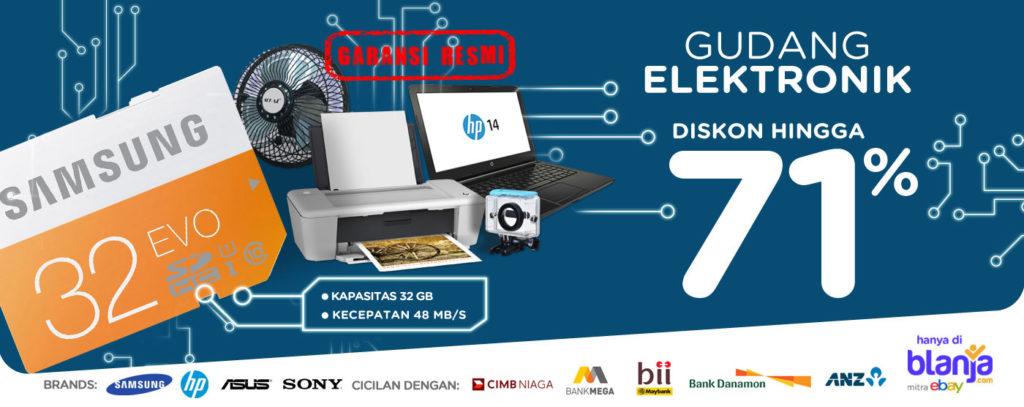 Jual alat elektronik murah