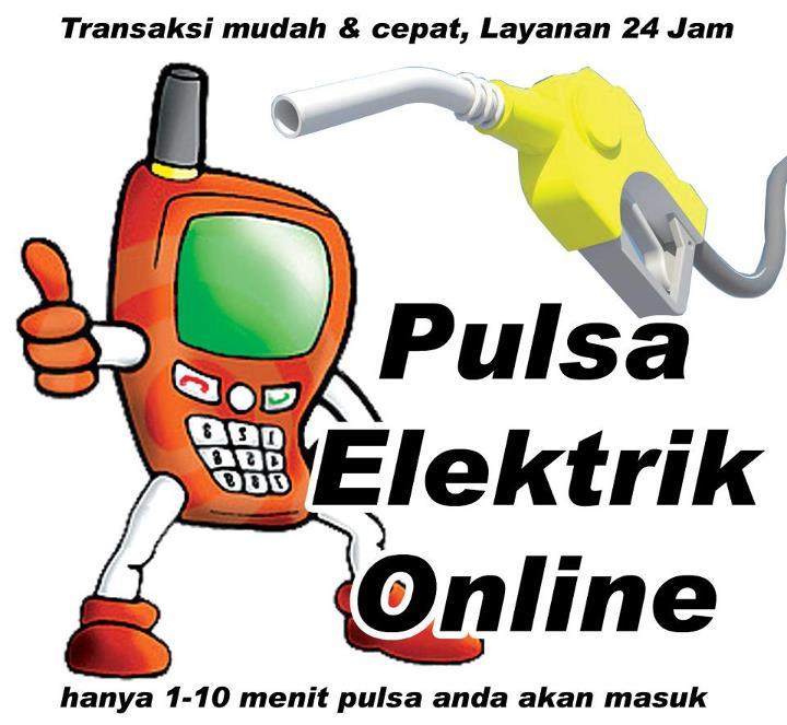 jual pulsa online murah