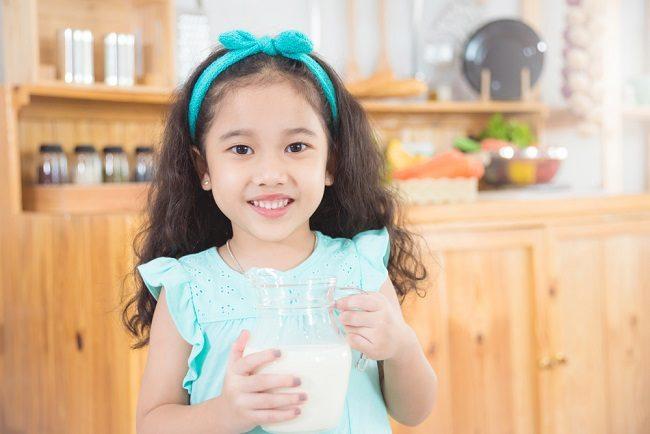 kandungan gizi susu dancow full cream